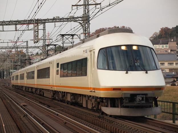 近鉄21000系名阪甲特急 近鉄大阪線安堂~国分02