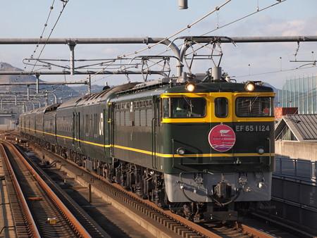 EF65 寝台特急トワイライトエクスプレス 山陽本線加古川駅