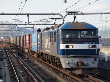 EF210貨物 山陽本線加古川駅
