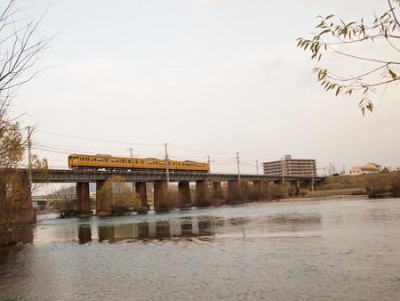 115系普通 山陽本線西川原~岡山03