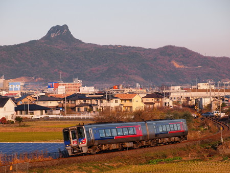N2000系特急うずしお 高徳線志度~オレンジタウン01