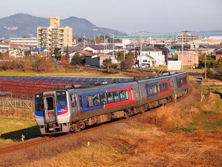 N2000系特急うずしお 高徳線志度~オレンジタウン03