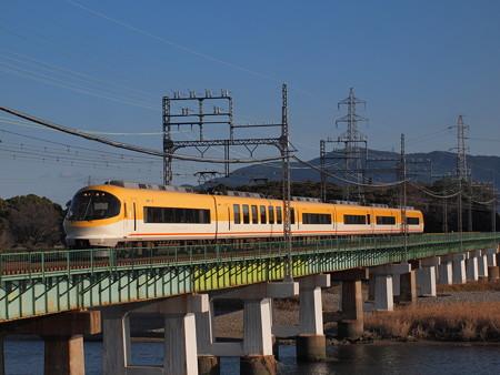 近鉄23000系伊勢志摩ライナー 京伊特急 近鉄山田線宮町~小俣
