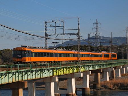 近鉄12200系名伊乙特急近鉄山田線宮町~小俣02