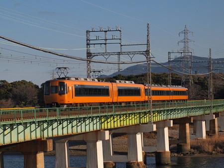 近鉄22000系回送 近鉄山田線宮町~小俣