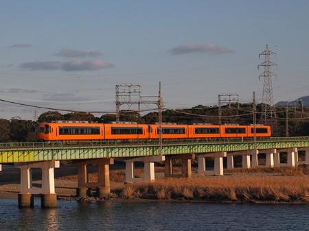 近鉄22000系阪伊乙特急近鉄山田線宮町~小俣02