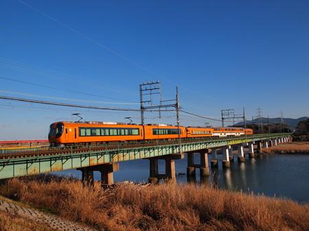 近鉄22600系阪伊乙特急 近鉄山田線宮町~小俣