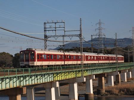 近鉄9000系急行  近鉄山田線宮町~小俣03