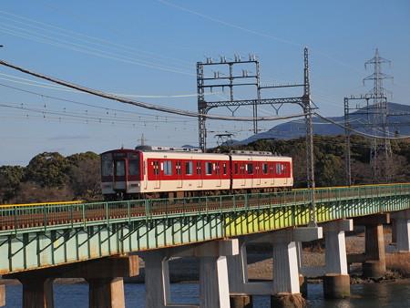 近鉄1420系普通  近鉄山田線宮町~小俣01