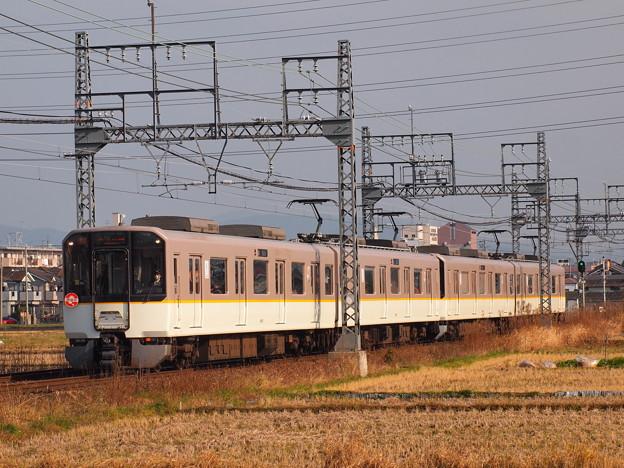 近鉄6820系開運号  近鉄南大阪線尺土~高田市02