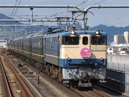 EF65 トワイライトエクスプレス 山陽本線加古川駅01