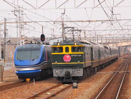 EF65 トワイライトエクスプレス 山陽本線英賀保駅02