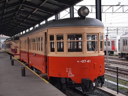 キハ07形 九州鉄道記念館