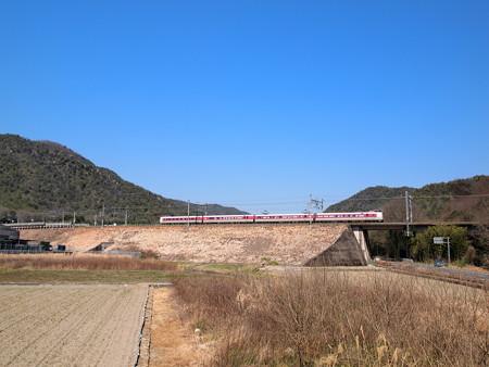 381系特急やくも 伯備線豪渓~日羽03