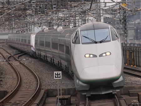 E3系つばさ  東北新幹線大宮駅 04