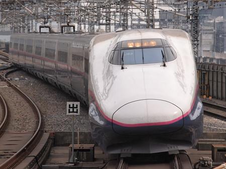 E2系やまびこ 東北新幹線大宮駅