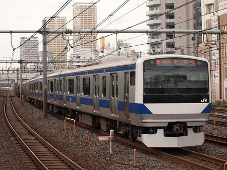 E531系回送   東北本線上野~尾久