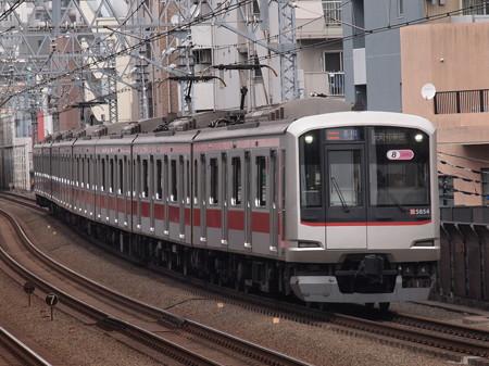東急5000系各停 東急東横線武蔵小杉駅03