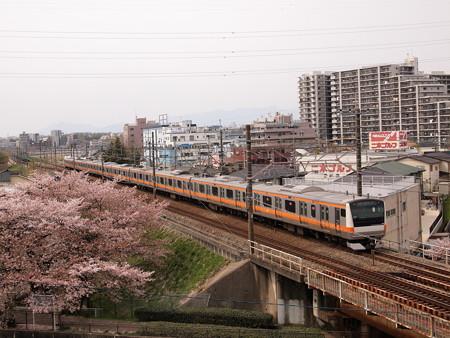 E233系 中央本線日野~立川02