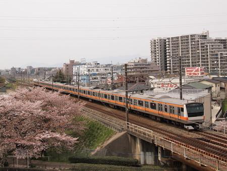 E233系 中央本線日野~立川03