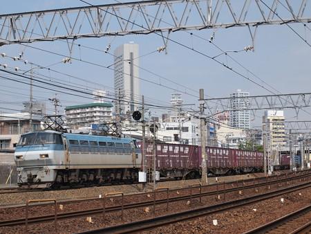 EF66貨物 東海道本線金山~熱田