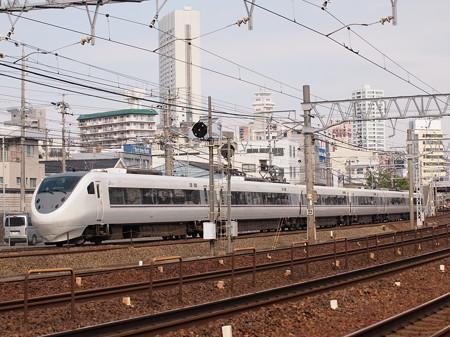 681系回送 東海道本線金山~熱田