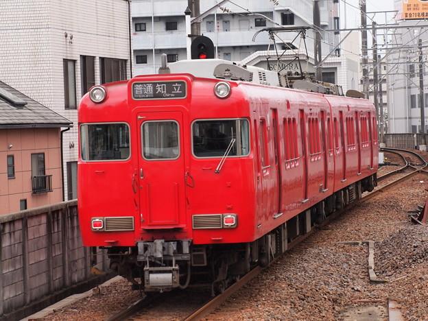 名鉄6000系普通 名鉄三河線豊田市駅03