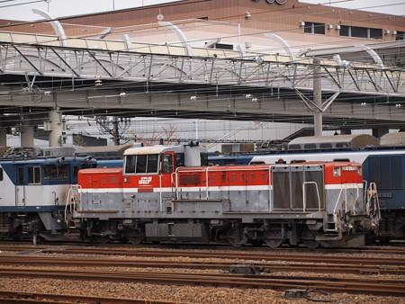 DE10 東海道本線稲沢駅01
