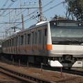 E233系各停 中央本線豊田~八王子03