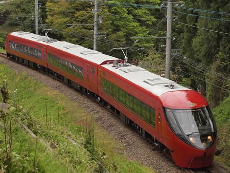富士急8500系富士山ビュー特急 上大月~田野倉 10