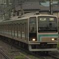 Photos: 205系普通 横浜線相原駅