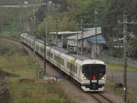 E257系特急あずさ 中央本線藤野~上野原02
