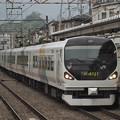 E257系特急かいじ 中央本線大月駅