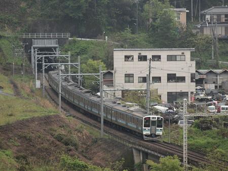 211系普通  中央本線藤野~上野原04