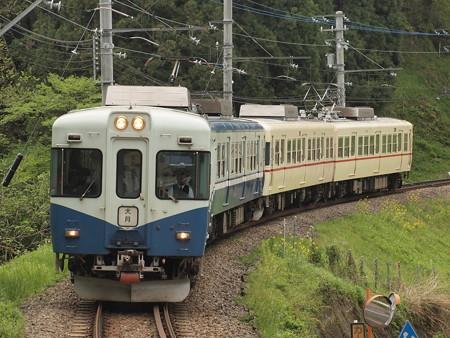富士急1200形普通 上大月~田野倉02