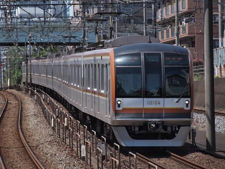 メトロ10000系普通 東武東上線朝霞台駅