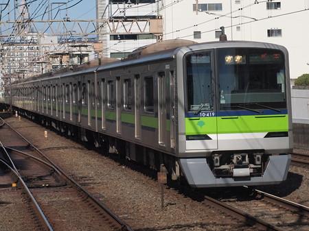 都営10-300形区間急行 京王線笹塚駅