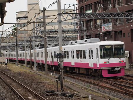 新京成8800形    新京成線松戸駅03
