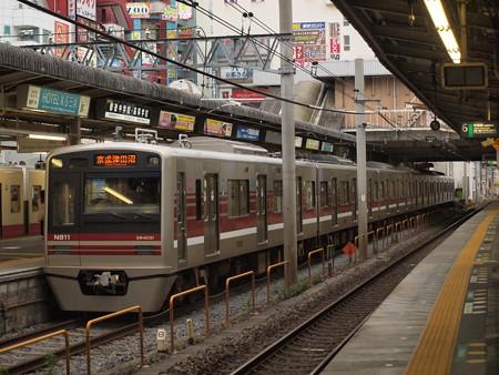 新京成N800形    新京成線松戸駅02