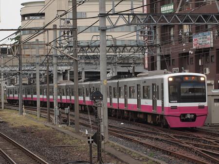 新京成N800形    新京成線松戸駅04