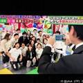 劇団ひとりが撮る!みんな笑顔素顔の写真撮影( ´ ▽ ` )中居正広のスポーツ号外スクープ狙います~帰国後すぐ収録でも笑顔そだねー!