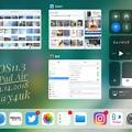 写真: New iOS11.3 in iPadAir(2014.2)wonderful performance! Goodbye iOS10.3.3(2017.8-2018.4)~未来直感マルチタスク超便利