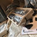 写真: ほぼ全組み立て~各部品、レンチagain~ワークチェア~部屋改造計画