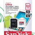 写真: SanDisk micro SDカード~高級ハイレゾプレーヤー用ですカメラじゃないよ【昨年の今日の写真をMacからNAS掘り起こしたら】