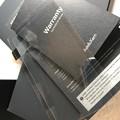 写真: AK100II付属の液晶保護フィルム貼り変えた~丁寧豪華【昨年の今日の写真をMacからNAS掘り出した】