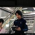"""Photos: 藍沢先生もiPad使用!コード・ブルーは3rdからApple製品で統一してて自分と一緒で嬉しい!初映画本日♪この""""10年続くドラマ""""は全てが完璧「愛、現実、医療、山P:死ぬときみんなのことを思い出す」"""
