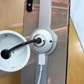 Photos: AppleCare2年満了なので2年愛用iPhone7Plusを交換依頼昨日。きょう2ヶ月ぶりMacでバックアップした1h~iPhoneXSMax初見!背面ゴールド豪華カメラ性能も良く欲しいけど超高い