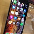Photos: 2年愛用7Plusクロネコその場で新品交換10.7お誕生日に☆だから今日Macでバックアップ~iPhoneXSMax初見!有機ELも綺麗で大画面でカメラも良く欲しいけどバカ高い、この手では持ちづらい…