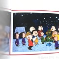 Silent night, Holy night. Son of God love's pure light. Sleep in heavenly peace~A Charlie Brown Xmas