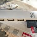 """USB2.0HUB+CARD READER""~MacのUSB+SD端子が壊れ古い8年愛着☆新型出た買い替え時でも出価値はオーディオにあり…2.0でも256GBも可能感動""当然の使える(生きる)喜び"""